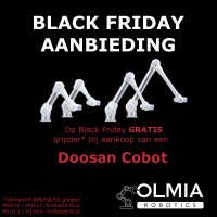 Black Friday Deal Doosan
