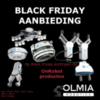 Black Friday Deal OnRobot