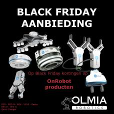 Black Friday Deal OnRobot